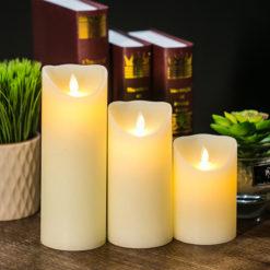 Светодиодые свечи
